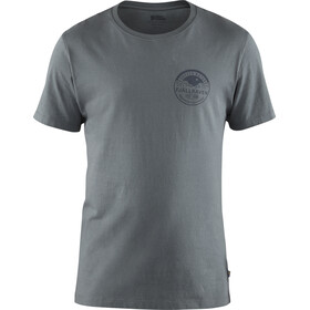 Fjällräven Forever Nature Badge - Camiseta manga corta Hombre - gris